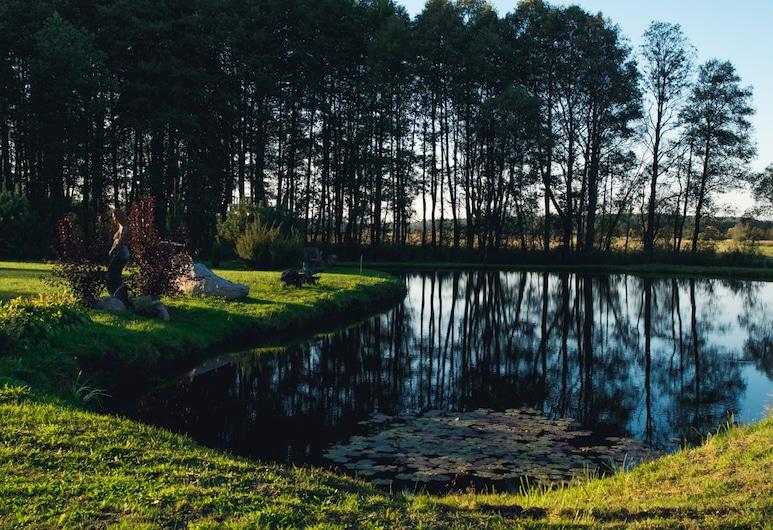 Agrousadba Mechta, Kamianiuki, ทะเลสาบ