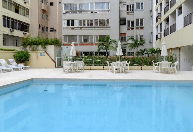 大西洋宮林克豪斯酒店, 里約熱內盧, 室外泳池