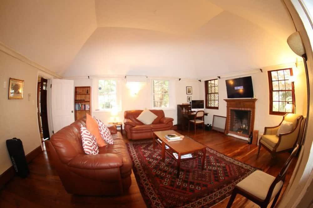 Villa tradicional, 5 habitaciones - Sala de estar