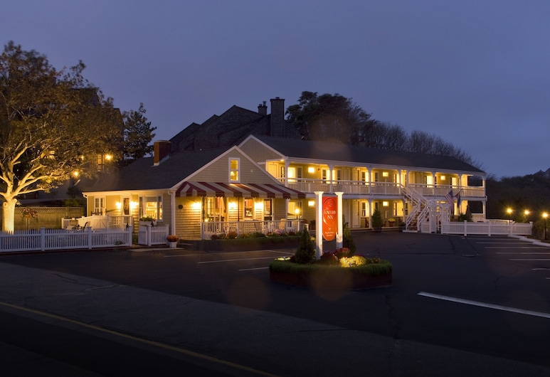 The Foxberry Inn, Provincetown, Hotel Front – Evening/Night