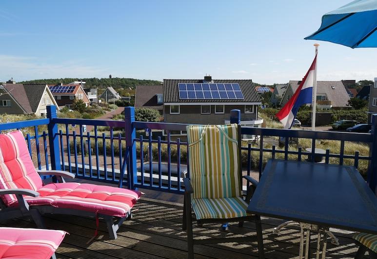De strandloper, Bergen aan Zee, Studio, Balkon, Balkon