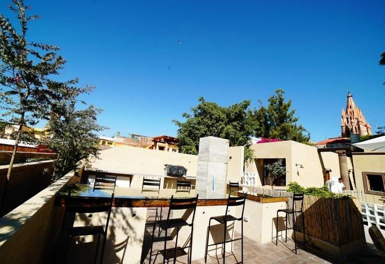 Hotel Casa 88, San Miguel de Allende, Terrace/Patio