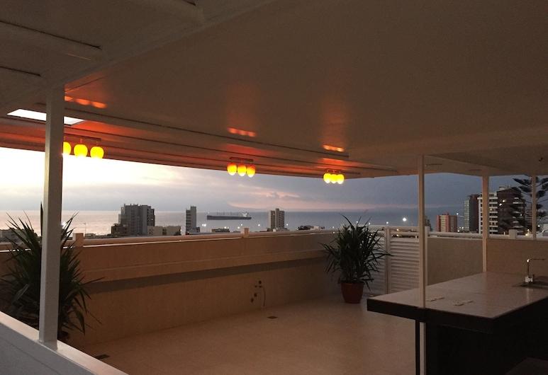 Apart Hotel Torre Zen, Antofagasta, Terrasse/patio