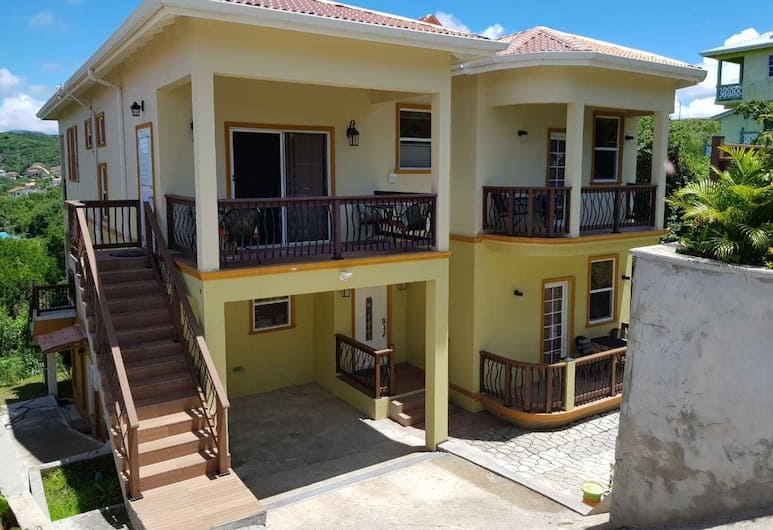 Keep Cool Guesthouse, Gros Islet