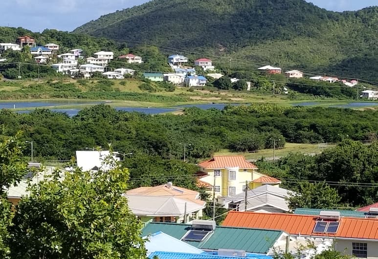 Keep Cool Guesthouse, Gros Islet, Superior Junior Suite, Mountain View