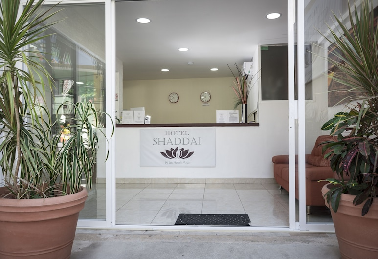 Hotel Shaddai by LHMG, Playa del Carmen, Hotel Entrance