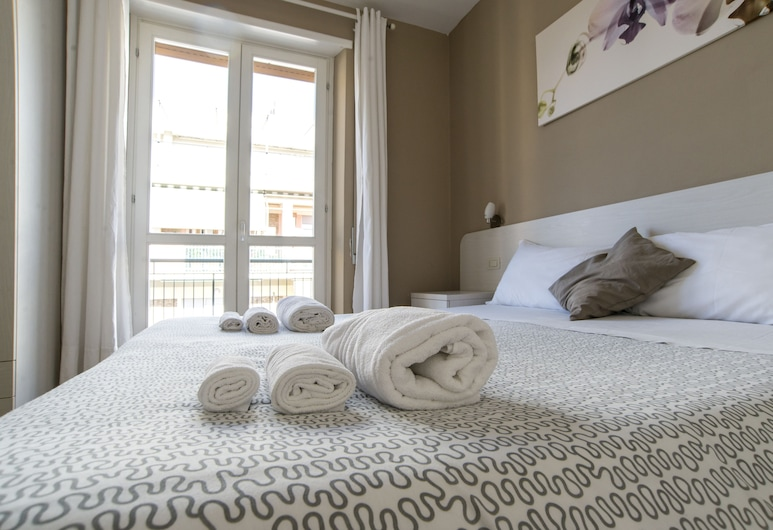 Anna Guest House, Rome, Superior Double Room, Balcony (402), Guest Room
