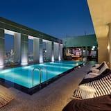 Двомісний номер категорії «Superior» (2 односпальних ліжка) (Swimming Pool PKG) - Критий/відкритий басейн