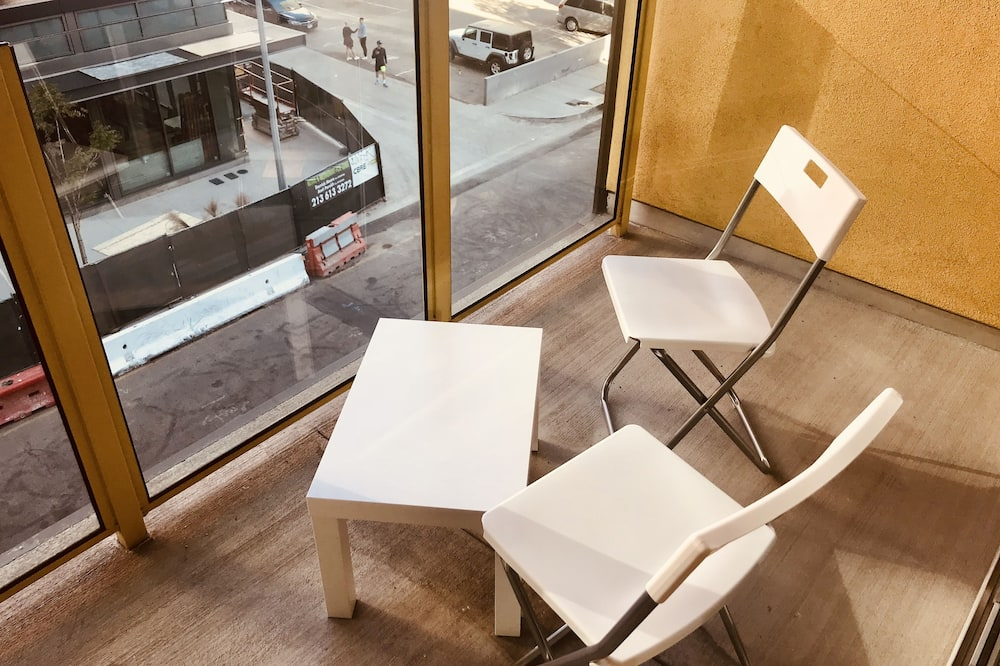 익스클루시브 스튜디오 스위트 - 발코니