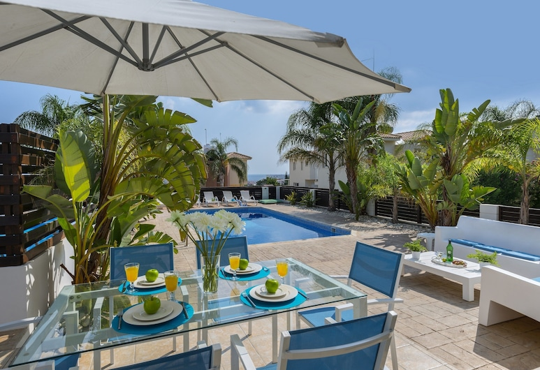 Protaras Villa Alexa, Protaras, Outdoor Dining