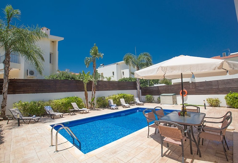 Protaras Villa Theodora 27, Protaras, Villa, 3 Bedrooms, Private Pool, Terrace/Patio