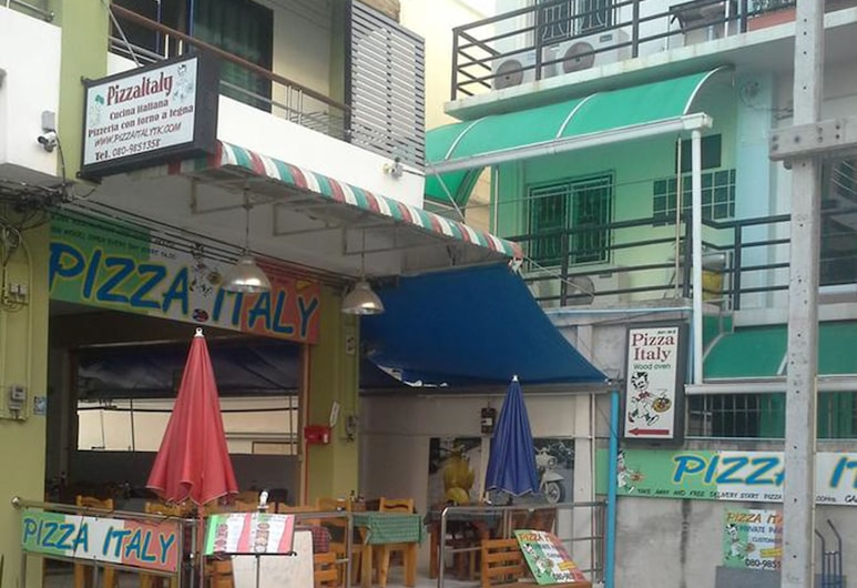 Pizza Italy Restaurant & Guesthouse, Pattaya
