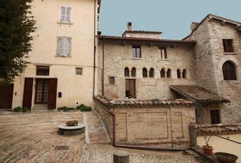 Bild vom Al Vescovado 7 in Gubbio