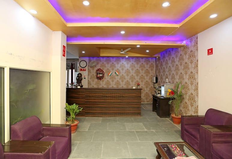 Hotel Avalon, Yeni Delhi, Resepsiyon