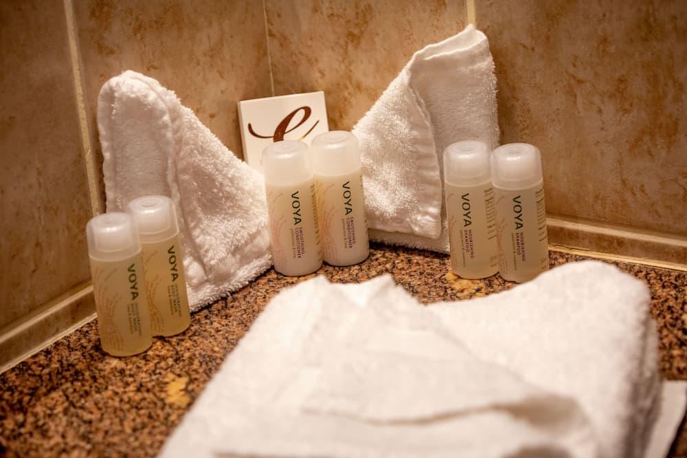Kahden hengen huone - Kylpyhuoneen mukavuudet