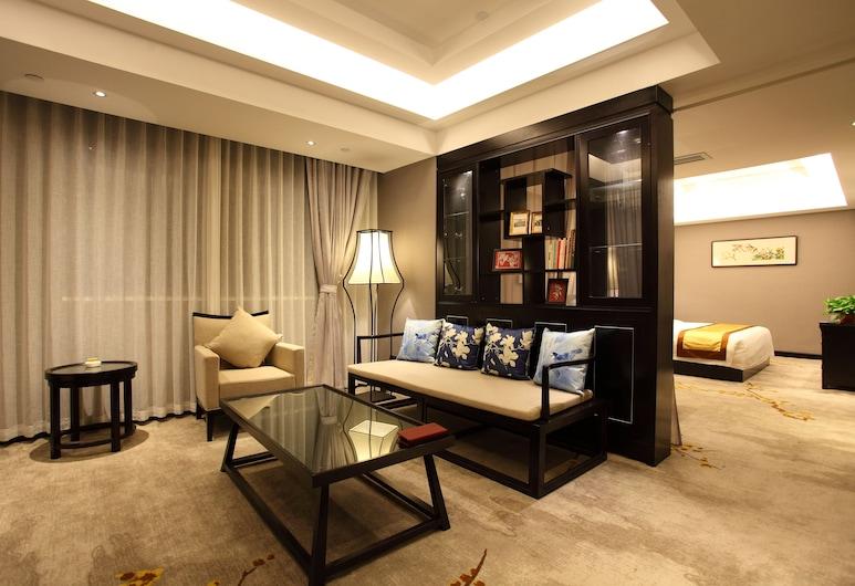 Yangzhou Wangchaolou Hotel, Yangzhou, Executive Suite, Guest Room