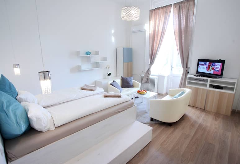 Dfive Apartments - Elizabeth Garden, Budapešť