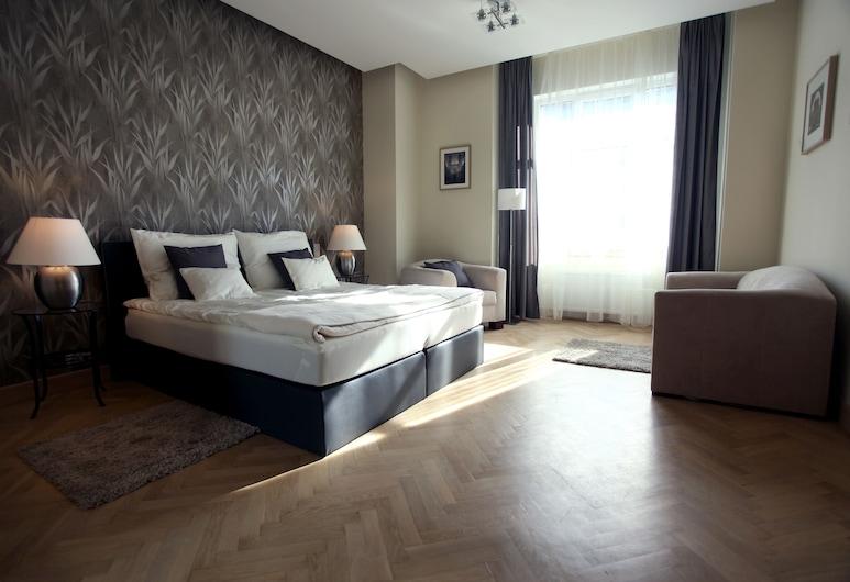 Dfive Apartments - Splendor, Budapest, Splendor Above the City, Værelse