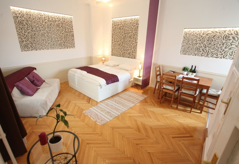 Dfive Apartments - Astoria, Budapeszt