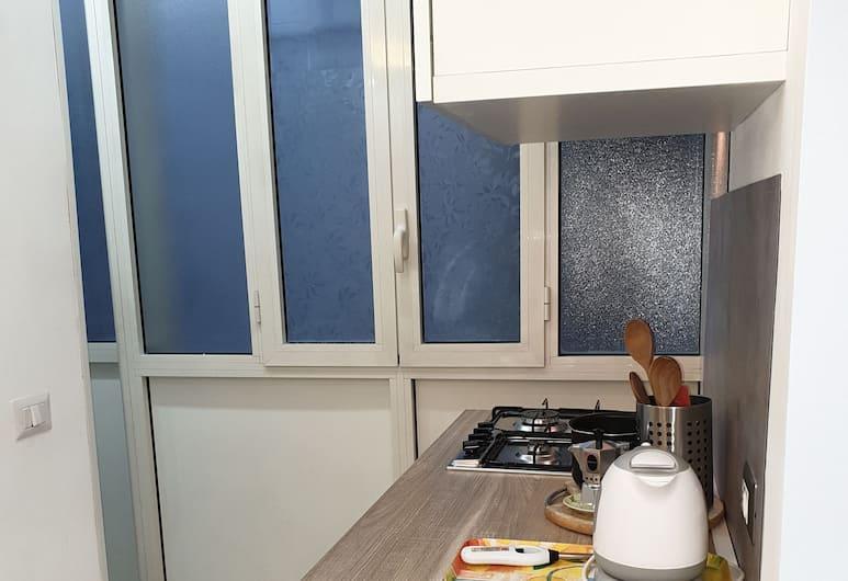 可愛公寓酒店, 那不勒斯, 家庭複式房屋, 私人廚房