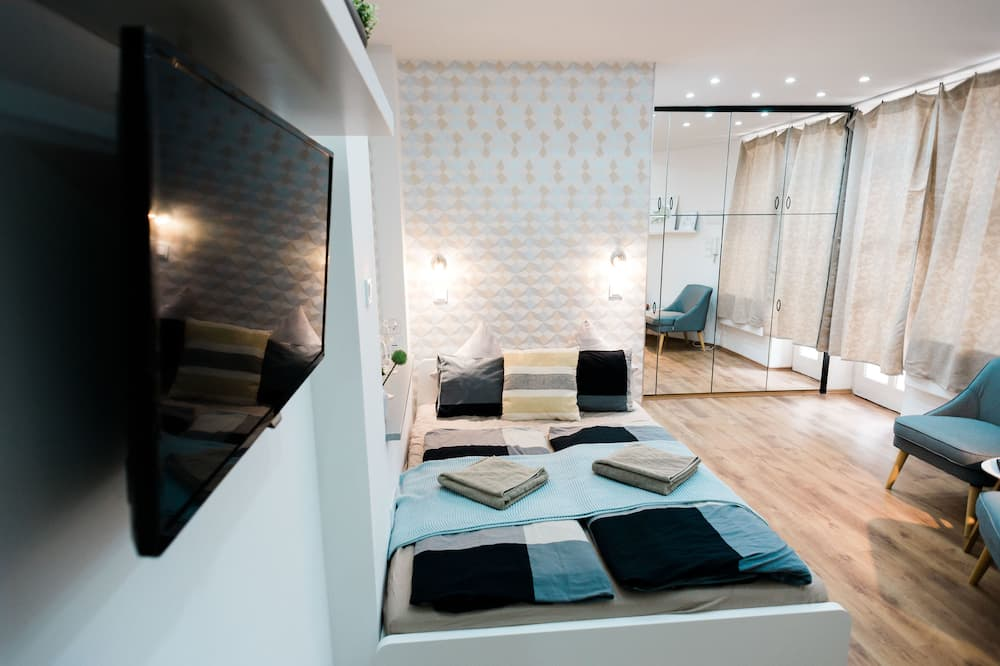 City Studio Regiposta III/I - Sala de estar