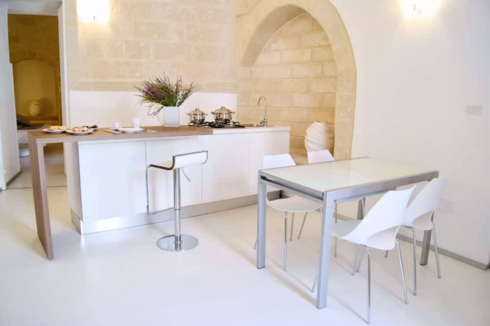 Suite Design, Cozinha - Refeições no Quarto