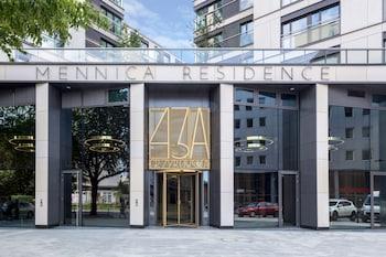Warszawa — zdjęcie hotelu Chopin Apartments Mennica