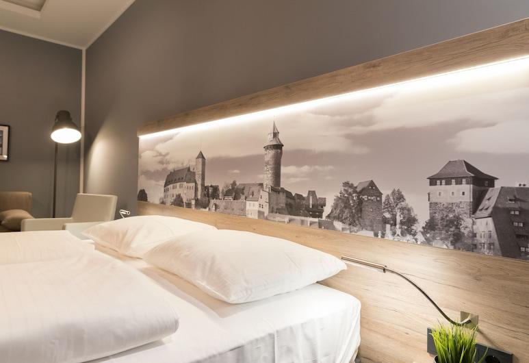 Aparthotel by dP, Nuremberg, Apartment, 3 Bedrooms, Room