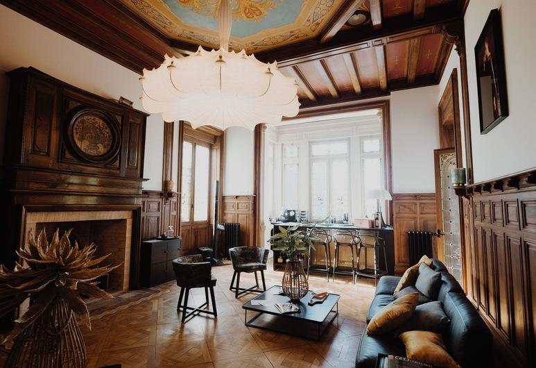 La Villa Guy & Spa, Béziers, Hotelbar
