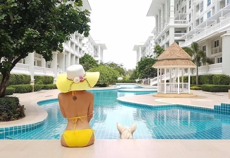 The Energy Huahin by Jammy, Cha-am, Outdoor Pool