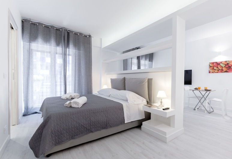 Suite Palermo Apartment, Palermo, Apartmán, balkón, výhľad na mesto, Izba