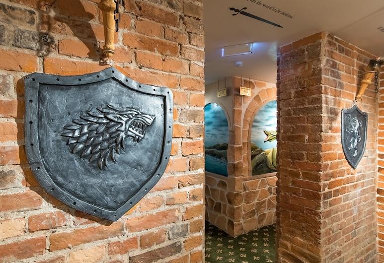 Winterfell Chistye Prudy, Moskwa, Lobby