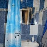 Economy-dobbeltværelse - privat badeværelse - Badeværelse