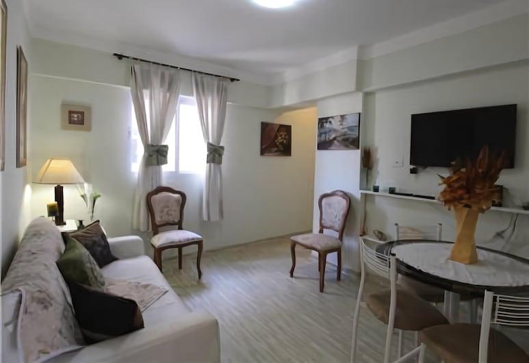 GoHouse Humaita SP 111, São Paulo, Štandardný apartmán, 1 spálňa, Obývacie priestory