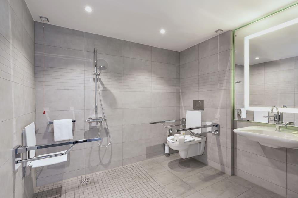 高級客房, 1 張特大雙人床, 非吸煙房 - 浴室