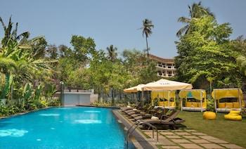 A(z) The Park Baga River hotel fényképe itt: Arpora