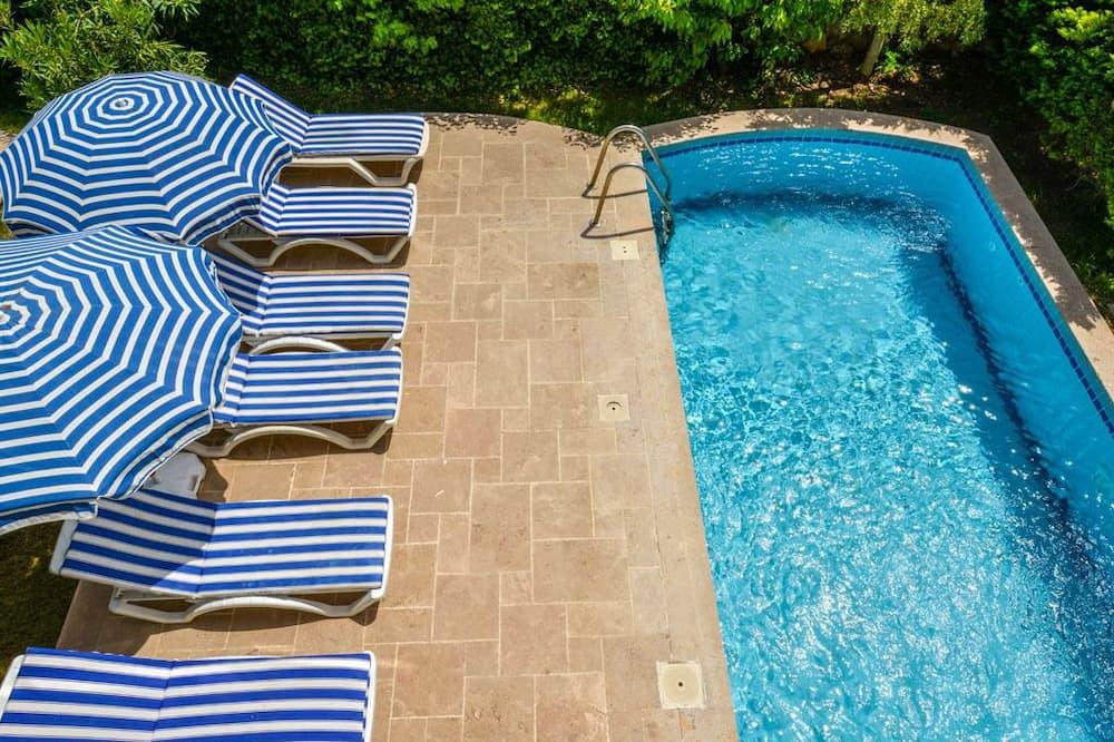 빌라, 침실 4개, 전용 수영장 - 발코니
