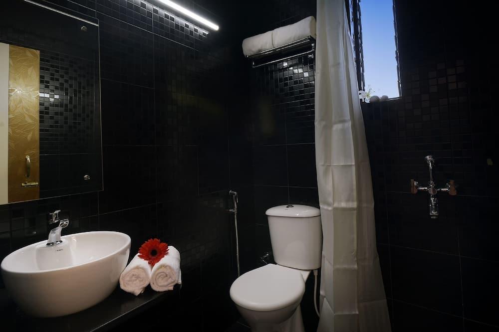 ห้องซูพีเรียดับเบิล, 1 ห้องนอน - ห้องน้ำ