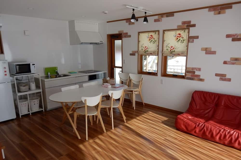 วิลล่า - บริการอาหารในห้องพัก