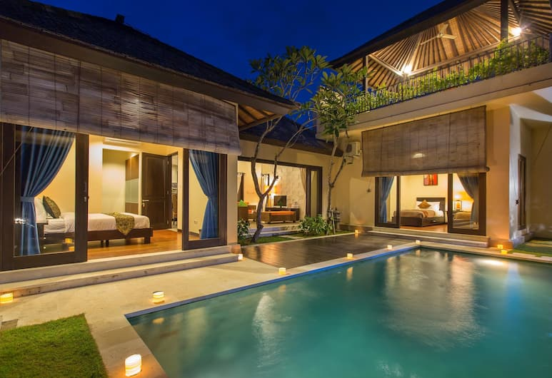 The Reika Villa, Ungasan