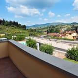Villa Deluxe, 5 chambres, piscine privée, vue jardin - Balcon