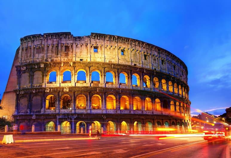 Sweety Rome Guest House, Róma, Külső rész