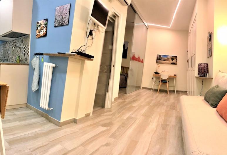 Fornacino Apartment, Rome, Apartment, Living Area
