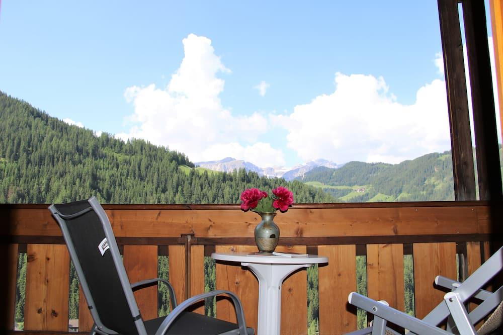 Superior tweepersoonskamer - Uitzicht op bergen