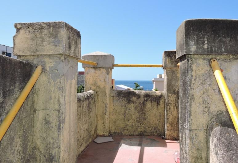 Pousada Bamboo da Barra, Salvador, View from Hotel