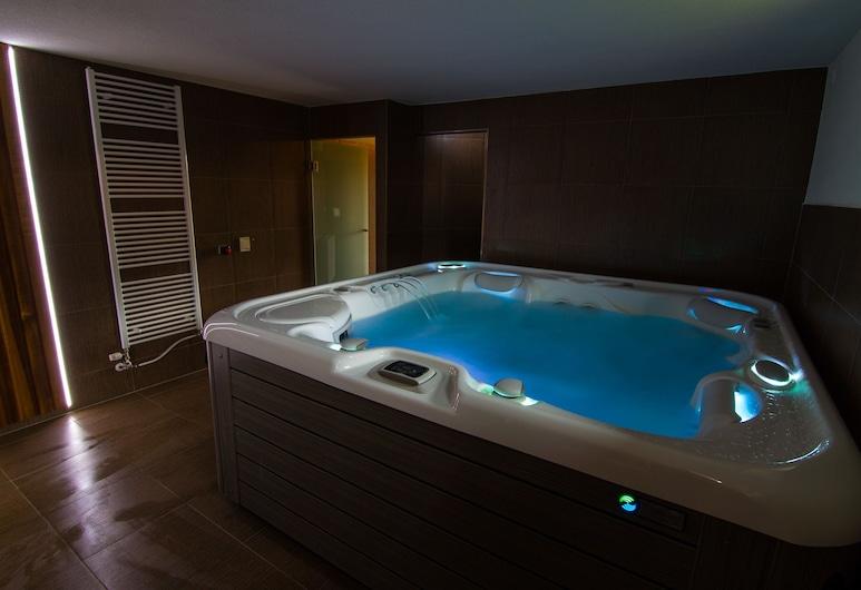 Apartments Club Telgart, Telgárt, Bathtub Spa Dalam Ruangan
