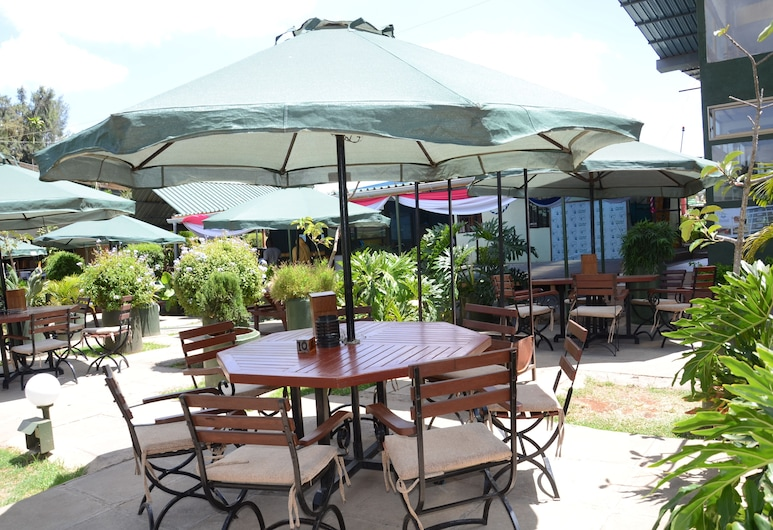 Stedmak Gardens And Recreation Centre, Nairobi, Outdoor Dining
