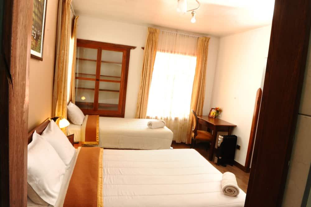غرفة لفردين - غرفة نزلاء
