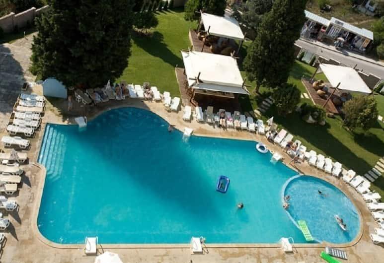 Detelina Hotel, Varna, Bazén