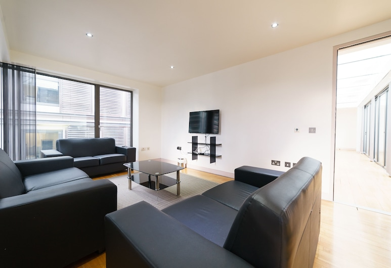 Bond Street Place, London, Lägenhet - 2 sovrum, Vardagsrum